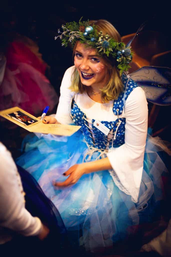 Fairy Signing Pictures